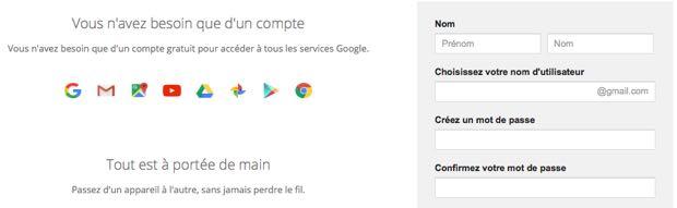 Créer-un-compte-Gmail